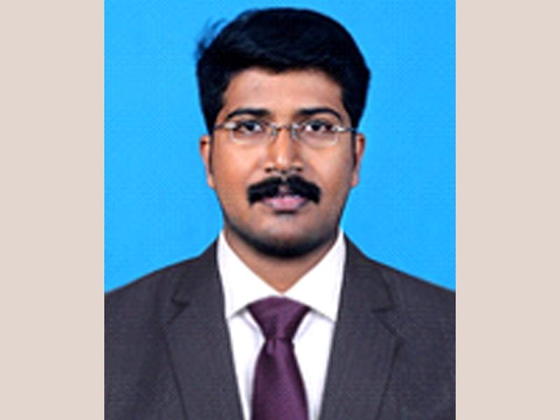 Mr. Sarathchandran S