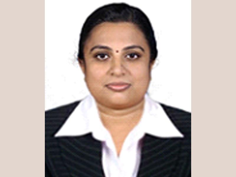Ms. Sreedevi K G